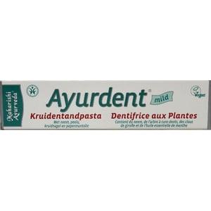 Maharishi Ayurv Ayurdent tandpasta mild afbeelding