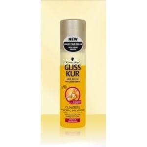 Gliss Kur Anti-klit spray oil nutritive afbeelding