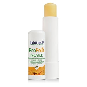 La Drome Lippenbalsemstick met propolis afbeelding