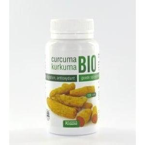 Purasana Bio curcuma 325 mg afbeelding