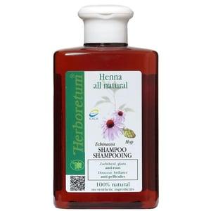 Herboretum Henna all natural shampoo anti roos afbeelding