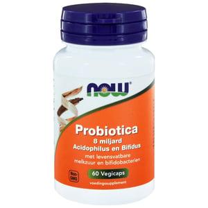 NOW Probiotica 8 miljard acidophilus en bifidus afbeelding