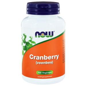 NOW Cranberry Concentraat (Veenbes) afbeelding