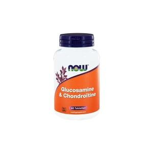 NOW Glucosamine & chondroitine afbeelding