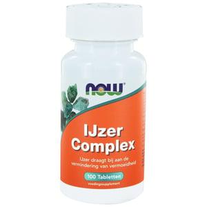 NOW IJzer Complex (voorheen Iron Complex) afbeelding