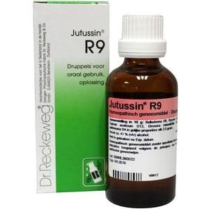 Reckeweg Jutussin druppels R9 afbeelding