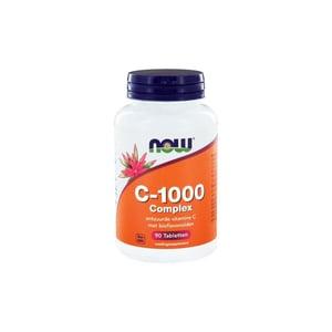 NOW Vitamine C 1000 mg complex afbeelding