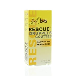 Bach Rescue remedy kids druppels afbeelding