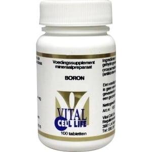 Vital Cell Life Boron 4 mg afbeelding