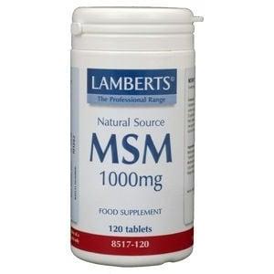 Lamberts msm 1000mg  afbeelding