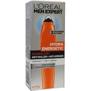 LOreal Men expert hydra energetic boost oog roller afbeelding