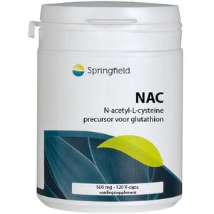 Springfield N Acetyl L cysteine (NAC) afbeelding