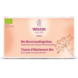 Weleda natuurcosmetica Bio Borstvoedingsthee afbeelding