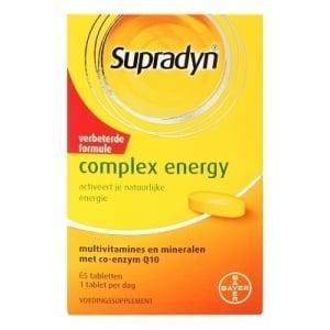 Supradyn Complex Energy (tabletten) afbeelding