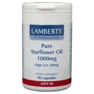 Lamberts Starflower Borage Hi-GLA 220 mg afbeelding