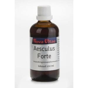 Nova Vitae Aesculus forte afbeelding