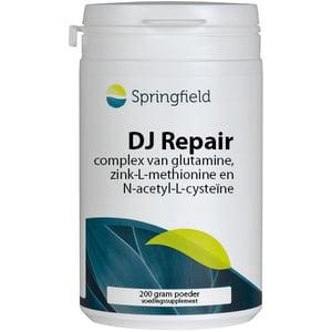 Springfield DJ Repair glutamine/NAC/zink afbeelding