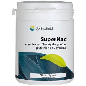 Springfield SuperNAC Glutathion complex afbeelding