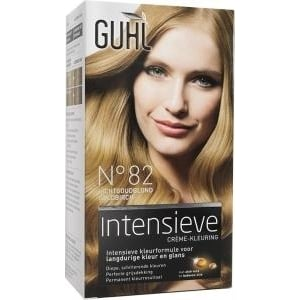 Guhl Intensieve cremekleur 82 licht goud blond afbeelding