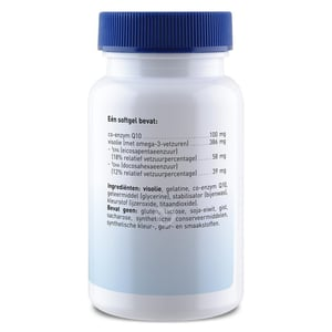Orthica Co-Enzym Q10-100 afbeelding