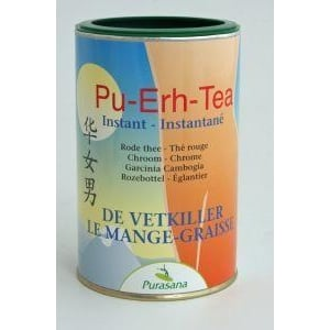 Mattisson Healthstyle Pu erh tea instant pot afbeelding