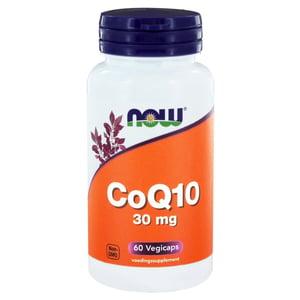 NOW CoQ10 30 mg afbeelding