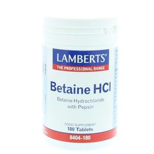 Lamberts Betaine HCL pepsine afbeelding