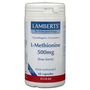 Lamberts L-Methionine 500 mg afbeelding