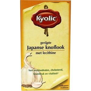 Kyolic Kyolic Gerijpte Japanse Knoflook met Lecithine afbeelding