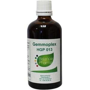 Balance Pharma HGP013 Gemmoplex afbeelding