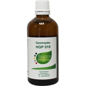 Balance Pharma HGP019 Gemmoplex afbeelding
