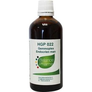 Balance Pharma HGP022 Gemmoplex afbeelding