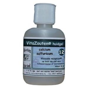 Vitazouten Calcium sulfuricum huidgel Nr. 12 afbeelding