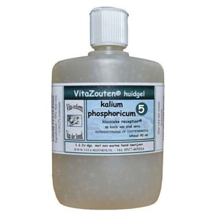 Vitazouten Kalium phosphoricum huidgel Nr. 05 afbeelding