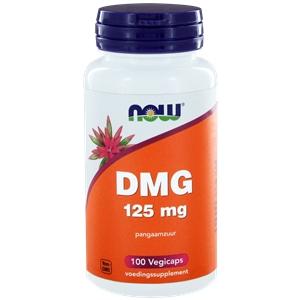 NOW DMG Pangaamzuur B15 125 mg afbeelding