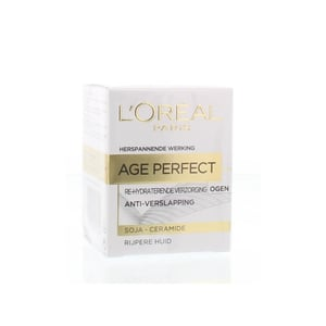 LOreal Age perfect oogcreme afbeelding