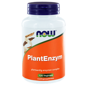 NOW PlantEnzym (Plant Enzymes) afbeelding