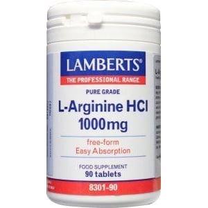 Lamberts L-Arginine 1000 mg afbeelding