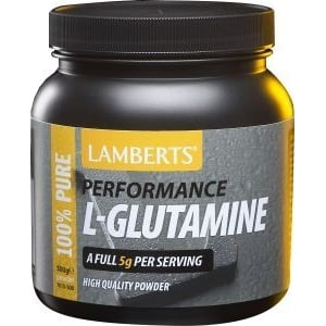 Lamberts Performance L-Glutamine Poeder  afbeelding