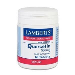 Lamberts Quercetine 500 mg afbeelding