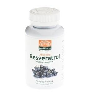 Mattisson Healthstyle Absolute Resveratrol afbeelding