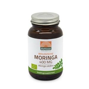 Mattisson Healthstyle Absolute Moringa Leaf 400 mg afbeelding