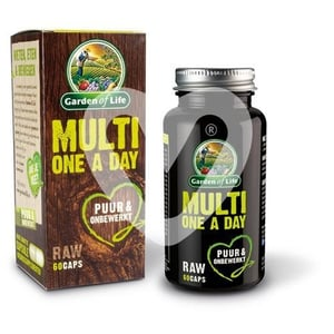 Garden of Life Multi One a Day afbeelding