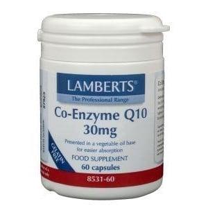Lamberts Co enzym Q10 30 mg afbeelding