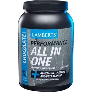 Lamberts Performance All In One Chocolade afbeelding
