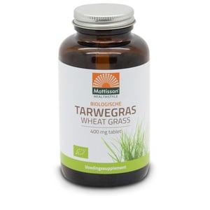 Mattisson Healthstyle Absolute Tarwegras 400 mg afbeelding