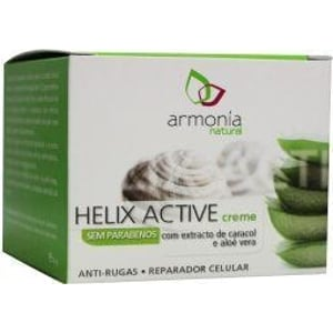 Armonia Helix active face creme slakkencreme afbeelding