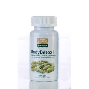 Mattisson Healthstyle Body detox 1 mariadistel afbeelding