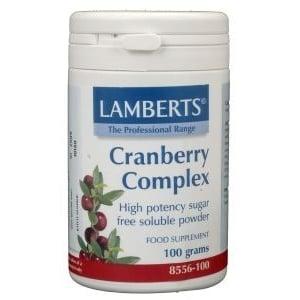 Lamberts Cranberry Complex Poeder afbeelding