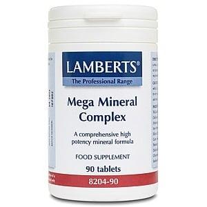 Lamberts Mega Mineral Complex afbeelding